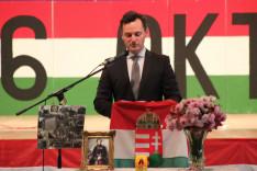 Bodnár Gergely konzul, közösségi diplomata beszéde
