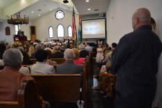 Feltámadás ünnepe a San Fernando Völgyi Magyar Református Egyháznál