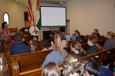 Tanévzáró a Reményik Sándor Keresztyén Magyar Iskolában és Óvodában Los Angelesben