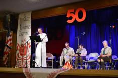 50. évfordulóját ünnepelte a 49. számú Árpádházi Boldog Erzsébet cserkészcsapat