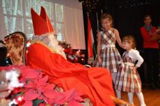 Megérkezett a Mikulás a Reményik Iskolába (Los Angelesbe)