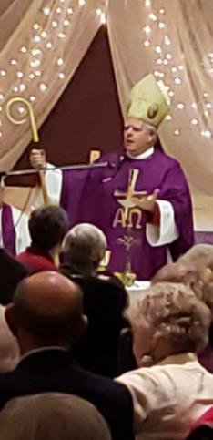 Gerard Paul Bergie püspök