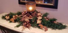 karácsonyi fény