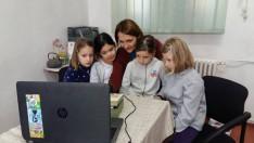 Temesváron a Bartók Béla Elméleti Líceum tanulói szavaltak és énekeltek