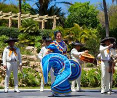 Mexikói táncos