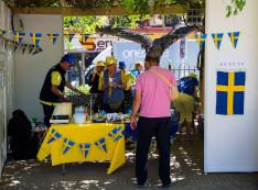 Svéd stand