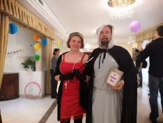 Lady Edith Crawley és az inkvizítor