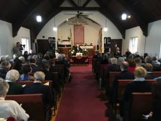 Rt. Rev. Varga Ferenc nyitó köszöntése