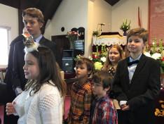 gyermekek éneke
