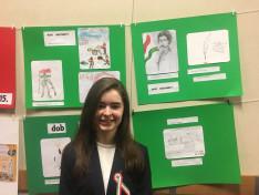 a 14 év feletti kategória első helyezettje