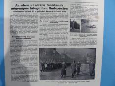 magyar nyelvű újságcikk
