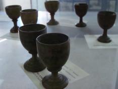 Vittoriában raboskodó magyar hadifoglyok által készített tárgyak