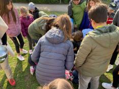 Húsvéti készülődés a Nürnbergi Magyar Iskolában