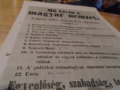 Március 15-e a Nürnbergi Magyar Iskolában