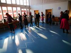 9. Németországi Népi Játék és Néptánc Módszertani Képzés – második nap