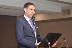 Palkovits Valér Torontói főkonzul ünnepi beszéde Hamiltonban