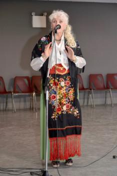 Antalóczy Éva előadása Hamiltonban