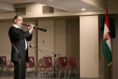 Vaski Gábor előadása Hamiltonban