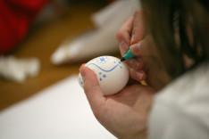 Hímes tojás készítés Hamiltonban
