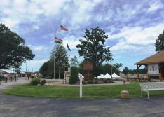 A clevelandi Német Park 1956 óta ad otthont a Cserkésznapnak