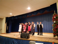 Az ifi csoport