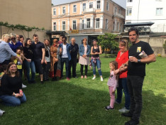 Májusi piknik Isztambulban