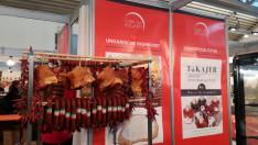 Kolbász és szalona a müncheni Food&Life vásáron