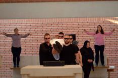 Jézus keresztre feszítése
