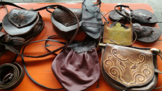 A Hagyományőrző Napon a mesterek termékeiből is lehetett vásárolni