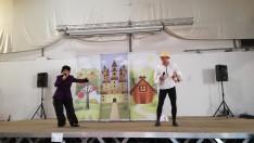 A Léghajó Meseszínház Ludas Matyi című előadása gyermekeknek