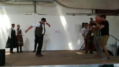 Regös Néptáncegyüttes. Magyarpalatkai táncok