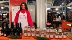 Lelkes segítő tokaji termékekkel a müncheni Food&Life vásáron