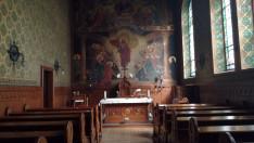 A Pázmáneum kápolnája