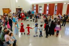 A jászberényi néptáncpedagógusok táncházat tartottak a gyermekeknek