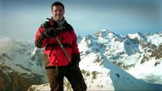 """Pablo Domínguez spanyol pap, """"Az utolsó hegycsúcs"""" c. film főszereplője"""