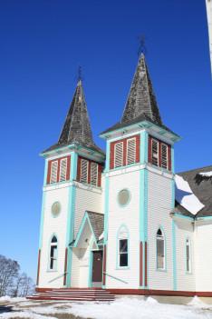 A gyönyörű békevári templom