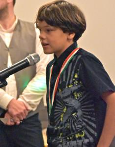 Gennrich Ferenc Keano, Megavers díjazott