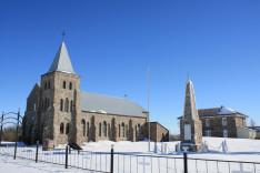 Kaposvári katolikus templom