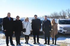 Gene Makowsky, Latorcai Csaba, Szenthe Anna, Ódor Bálint, Steven és Candace Bonk