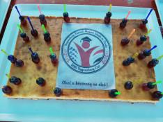 MMI-BMI-magyar majális -Nagy-Kristofori Julianna tortája