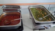 Trikolor ebéd a hétvégi magyar iskolák konferencián