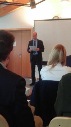 Dr Klement Kornél - a BUOD elnökének köszöntője