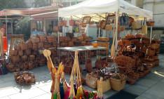 Kosárfonó_Magyar piac Regensburg