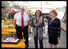 A magyar piac nyitónapja_Magyar piac Regensburg