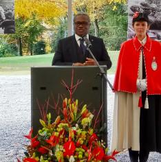 Laurent Jimaja, Grand-Saconnex polgármestere