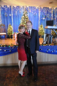 Püspök úr és felesége