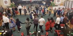 Új-Zéland Október 23. Moldvai táncház