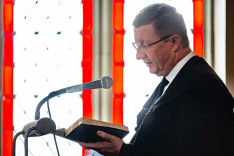 Dr. Fekete Károly, a Tiszántúli Református Egyházkerület püspöke