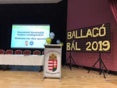 Ballagó bál 2019