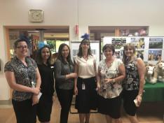 Melbourne Cup hangulatban az Erzsébet Otthon dolgozói